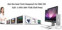 Support for MAC / Get instant support for MAC with our technicians.