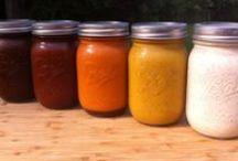 BBQ - Sauces, Glaze, Marinades & Rubs