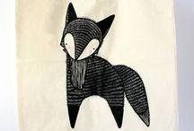 Totes / Bag Print