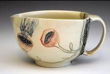 Cups and ceramics