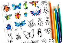 Coloring Pages / Coloring / colouring pages for kiddos and adults alike!