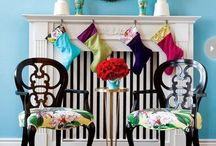 Holiday decor / by Celeste Campbell