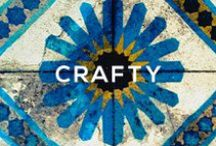 CRAFTY / DIY • http://www.planetblueblog.com/