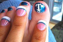 Nails / by Mothyr Grimm