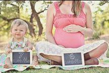 Schwangerschafts-Fotoideen