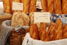 Bread....glorious bread! / by Elizabeth Vlach