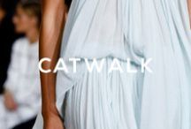 CATWALK / off the runway • on the street / by Planet Blue