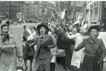 Liberation of Denmark, May 1945 // WW2