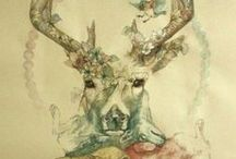 Art/inspiration / by Tracey Maree