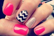 Nails! Nails! Nails! / by Tina Rutland