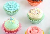 Cupcakes / by Debbie Sandidge