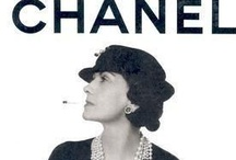 All things Chanel / by Rita Griffin Cook