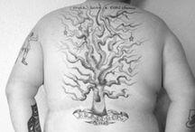 Tattoos, Bodypaint & Prostethics