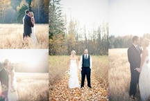 Wedding & Engagement Photo Ideas <3 / Inspiration - Pretty Light & Colors / Soft & Romantic ....  Need shots on the hill/field, at the river or brook & in the woods ... Family, bridal party and dogs.  / by Melissa Lindsay
