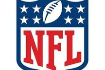 NFL / by Betty Hirte