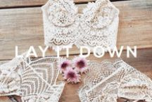LAY IT DOWN / get down to it • outfit inspo and more