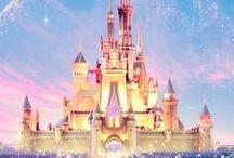 Disney  / My LOVE for all things DISNEY ❤️ / by Lisa Kristine