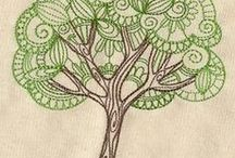 Embroidery & handwork / by Darcy Conroy