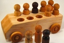 Wood Creations & Toys