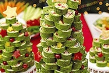 Easy Christmas Appetizers for Kids (and Mom)
