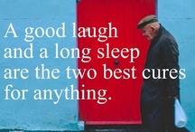 Profound, amusing or both