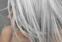 Beauty Notes | After 40 | Hair / Hair angst. So the grey has finally all grown out. It's still curly, of course. And it's mostly silver-coloured ... I'm lucky. But now what? Just what am I supposed to DO with this hair? / by Elizabeth