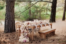 Rustic Settings... / Table Settings, Rustic & Western Place Settings / by Colorado Chick Co ~ Colorado Chick ♥