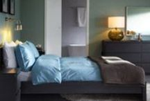Dream Bedroom / Dreaming of a bedroom, not too girly or manly, just right for the 2 of us.