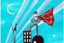 Super Superhero Ideas