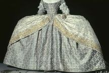Fashion 1700-1790 / Historical fashion, vintage, design.