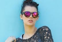 Quay Eyeware  / Quay is inspired by the endless Aussie summer, the street style of Melbourne and travels abroad. We are for people who make their own style, have a relaxed attitude to fashion but aren't afraid to stand out. Quay Eyeware is fun, affordable and available in a carnival of colors. The hardest step is choosing your first pair.