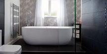 Bathroom Photography / Bathroom photographs by interiors photographer, Paul Leach. http://paulleachphotography.com