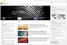 ey.com/EVOLUTION / As the World Wide Web celebrates its 25th birthday, we take a look back over www.ey.com history.  From the very early beginnings in 1996, right up to the present day, our website has changed and evolved so much over the years.