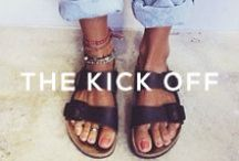 THE KICK OFF / omg shuz • http://shopplanetblue.com/accessories/shoes  / by Planet Blue