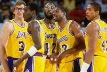 NBA / I am a NBA fan even though in the past few years I have lost a lot of love for the game! I try to think about when the LA Lakers had Kareem and Magic and when the Sacrament Kings had Chris Webber and Vlade Divac! When the NBA was fun to watch! / by Betty Hirte
