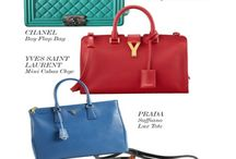 My kind of BAGS!  Slightly addicted.. / by Diti Asiag