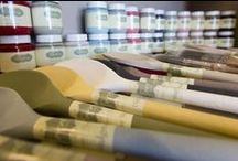 Everlong Chalk Paint / We are proud stockists of Everlong Superior Chalk Paint. We love this paint! Easy to use, great coverage and a fab range of glorious colours. Pop in and see us to have a chat, or you can purchase online with us too.