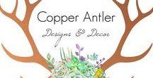 Copper Antler Inspiration
