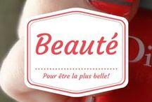 Beauté / Conseils beauté, tests produits, nouveauté, on vous partage nos coups de coeur et astuces!