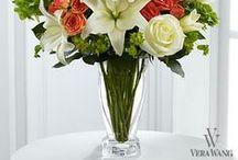 Vera Wang's Bridal Floral Wedding Collection