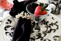 Entertaining, Tablescapes and Centerpieces