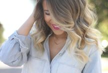 Hair and Beauty / by Samantha Nahrwold