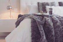 HOME - LIVING - BEDROOM / home decor bedroom house living