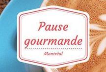 Montréal - Pâtisseries et cafés / Une pause café et gourmande, ça se fait dans les meilleurs endroits! On partage nos bonnes adresses cafés et pâtisseries.
