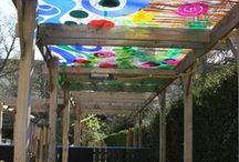 Preschool backyard fun