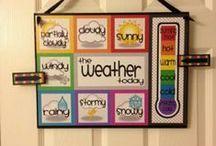 Preschool Weather Focus / Let the sun shine