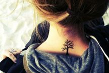 Tattoos  / by Sienna Parker
