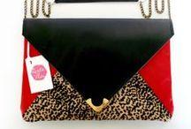 Loreto Viton - Products / Un breve muestrario de mis creaciones. Complementos de cuero hechos a mano. // A little sample of my creations. Leather handmade accessories.