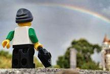 We ❤ LEGO ! / Parce qu'on peut en faire avec des lego !