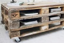 Repurposed / Clever ways to turn your trash into treasure
